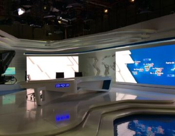 экран TV Indoor P1.5 мм