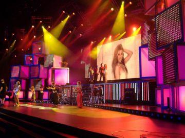 светодиодный экран для сцены
