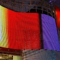 обслуживание гибких светодиодных экранов
