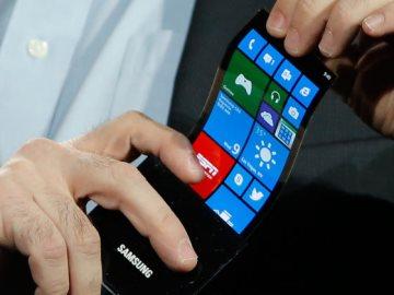 смартфоны будущего OLED